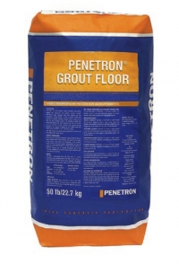PENETRON GROUT FLOOR