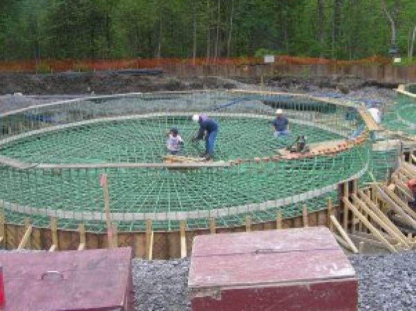 Schroon Waste Water Plant Reconstruction